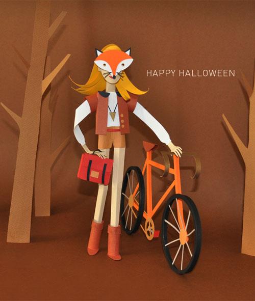 Happy Halloween Chloe Fleury