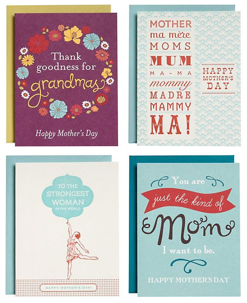 Paper Source Mother's Day Cards