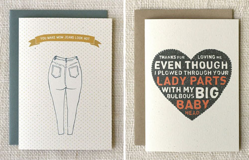 Cheeky Mother's Day Cards