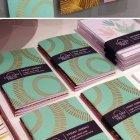 Fine Day Press Gold Foil Notebooks