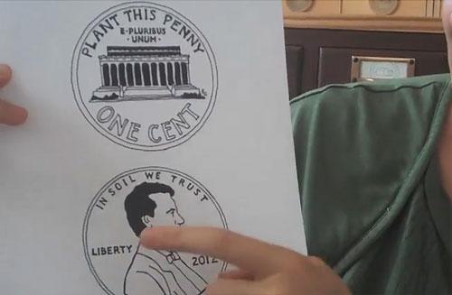 Custom Illustrated Coinage