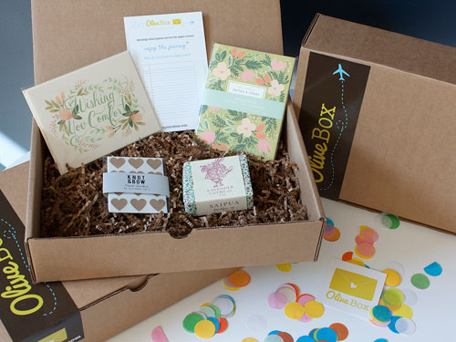 Paper Lovers Subscription Service
