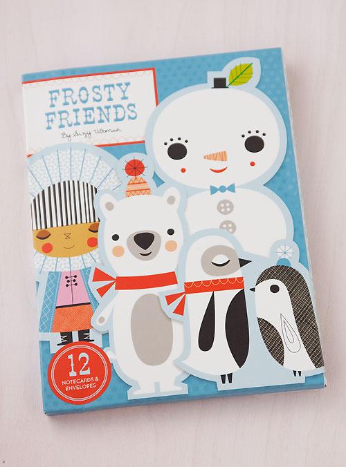 Frosty Friends by Suzy Ultman