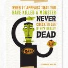 Sweet Harvey Halloween Print