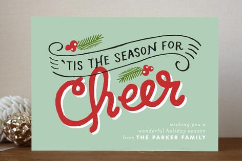 Cheer Season Holiday Cards