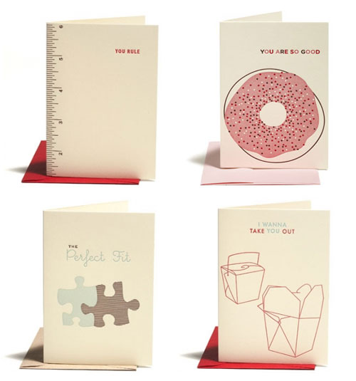 Snow & Graham Love Cards