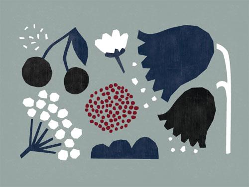 Bloom Art Print | Darling Clementine