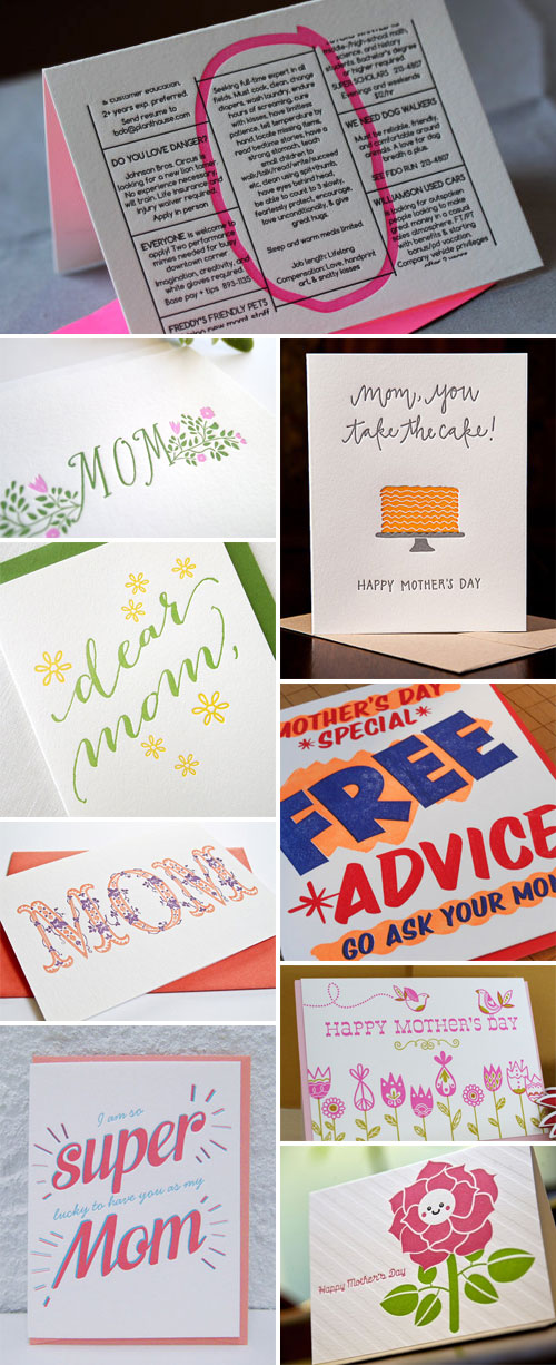 Marvelous Mother's Day Cards, Part 2