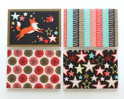 Patterned Cards | Karla Pruitt