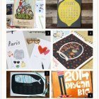 Cute, Illustrated 2014 Calendars as seen on papercrave.com