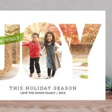Spreading Joy Holiday Photo Cards