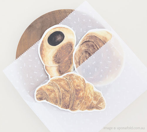 Pastry Cards | Upon A Fold