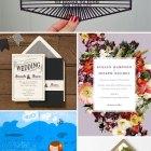 Wedding Invitations Featured Recently on Invitation Crush