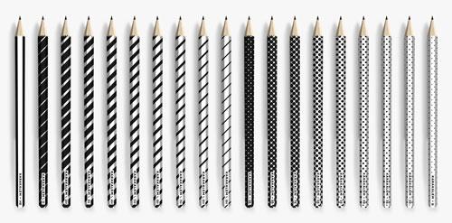 Pretty Patterned Pencils | Doğukan Karapınar