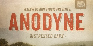 Anodyne Font by Yellow Design Studio