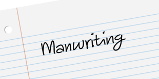 Manwriting Font by Richard Miller