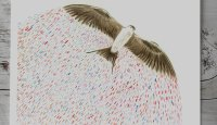 Soaring Bird II Archival Print | Butterbean Design