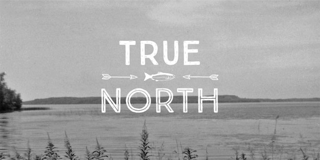 True North Typeface by Cultivated Mind