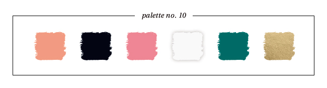 Winter & Holiday 2014 -2015 Inspired Color : Palette No. 10