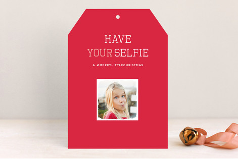 Have Yourselfie Holiday Photo Cards