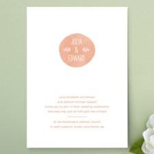 Sweet Stamp Wedding Invitations by Laura Hankins