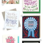 Mother's Day Cards for Stepmoms, Mothers-in-law & Honorary Moms