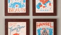 Familytree Fairy Tales Art Print Series