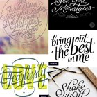 Hand Lettered Love #90