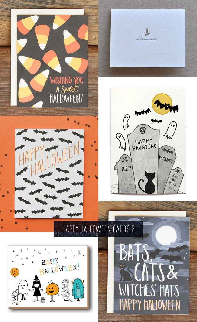 Happy Halloween Cards 2