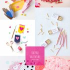 6 Fab Valentine's Day Paper Crafts