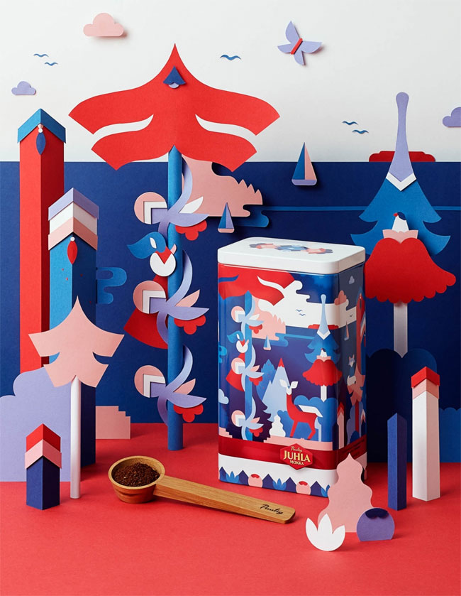 Owen Gildersleeve Paper Illustration & Paper Sculpture