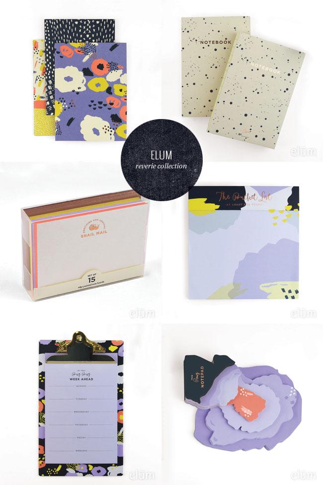Stylish elum stationery catalog photo