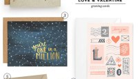 Illustrated Love & Valentine's Day Cards