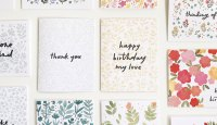 Minna May Illustrated & Hand Lettered Greeting Cards