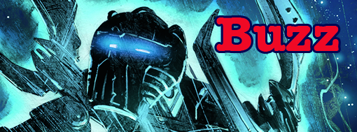 Bionicle Buzz Graphic