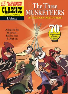Classics Illustrated Deluxe Vol. 6