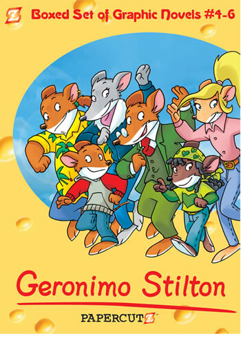 Geronimo Stilton Box Set 2