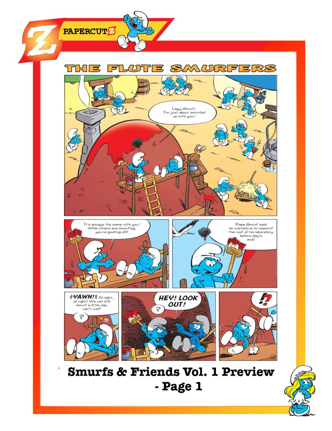 Smurfs_and_Friends_preview_page1