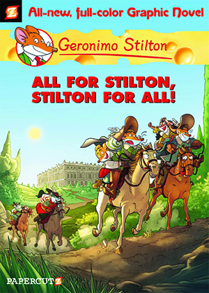 Geronimo Stilton 15 Cover