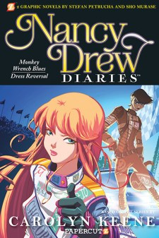 Nancy Drew Diaries 6 Cover