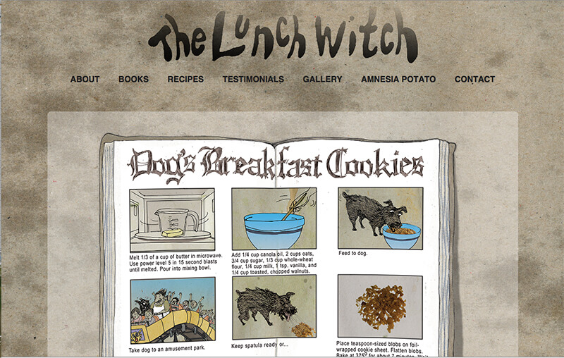 lunch_witch_website_recipe_page