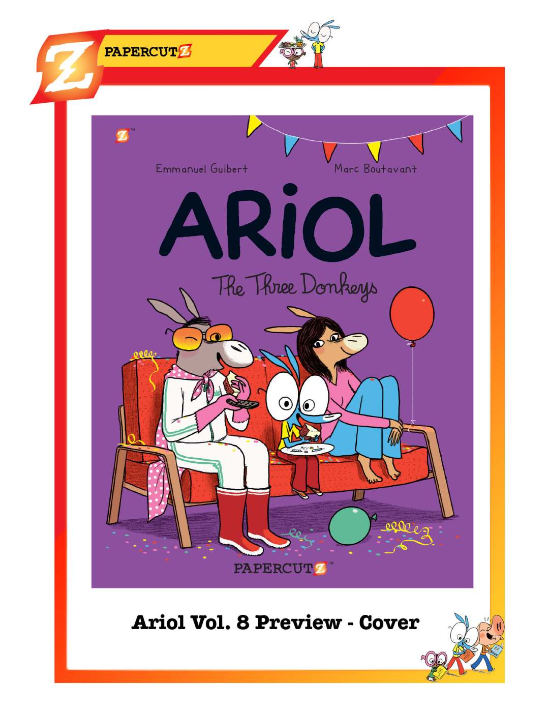 ARIOL_8_preview_cover