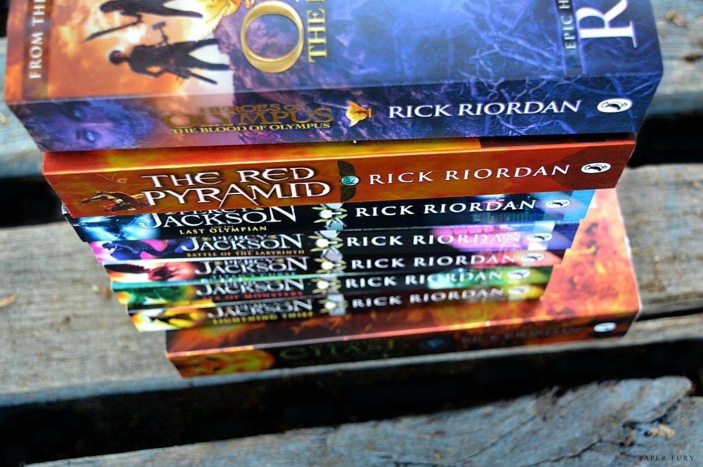 rick riordan stack