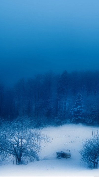 mc84-wallpaper-blue-christmas-snow-mountain - Papers.co