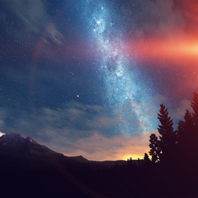 nd08-wonderful-tonight-space-star-sunset-mountain-flare-wallpaper