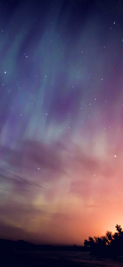iPhonexpapers.com-Apple-iPhone-wallpaper-nn30-space-aurora-night-sky-red-color