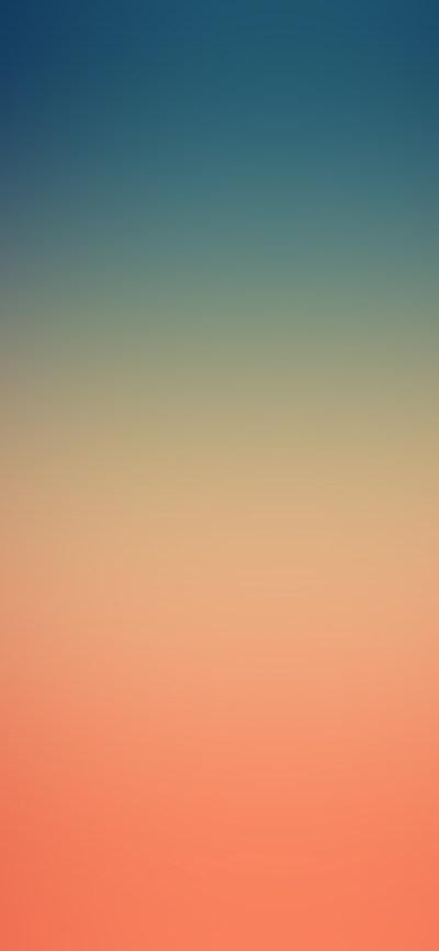 sk83-blue-orange-night-blur-gradation-wallpaper