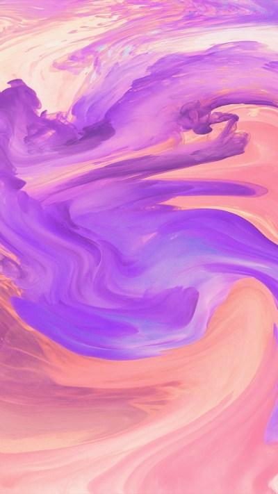 vl08-hurricane-swirl-abstract-art-paint-purple-pattern-wallpaper