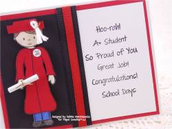 Intriguing Any Graduation Congratulations Paper Ies Congratulations You Made It Again Congratulations You Done It Cake So Proudof You Stamp Sets And All Sentiments Were Stamped Using My Hero