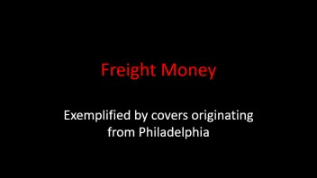 Freight Money Covers – Rick Leiby